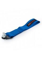 Engate Reboque Esportivo Universal de Tecido fixação c/ parafuso passante EPMAN - Azul